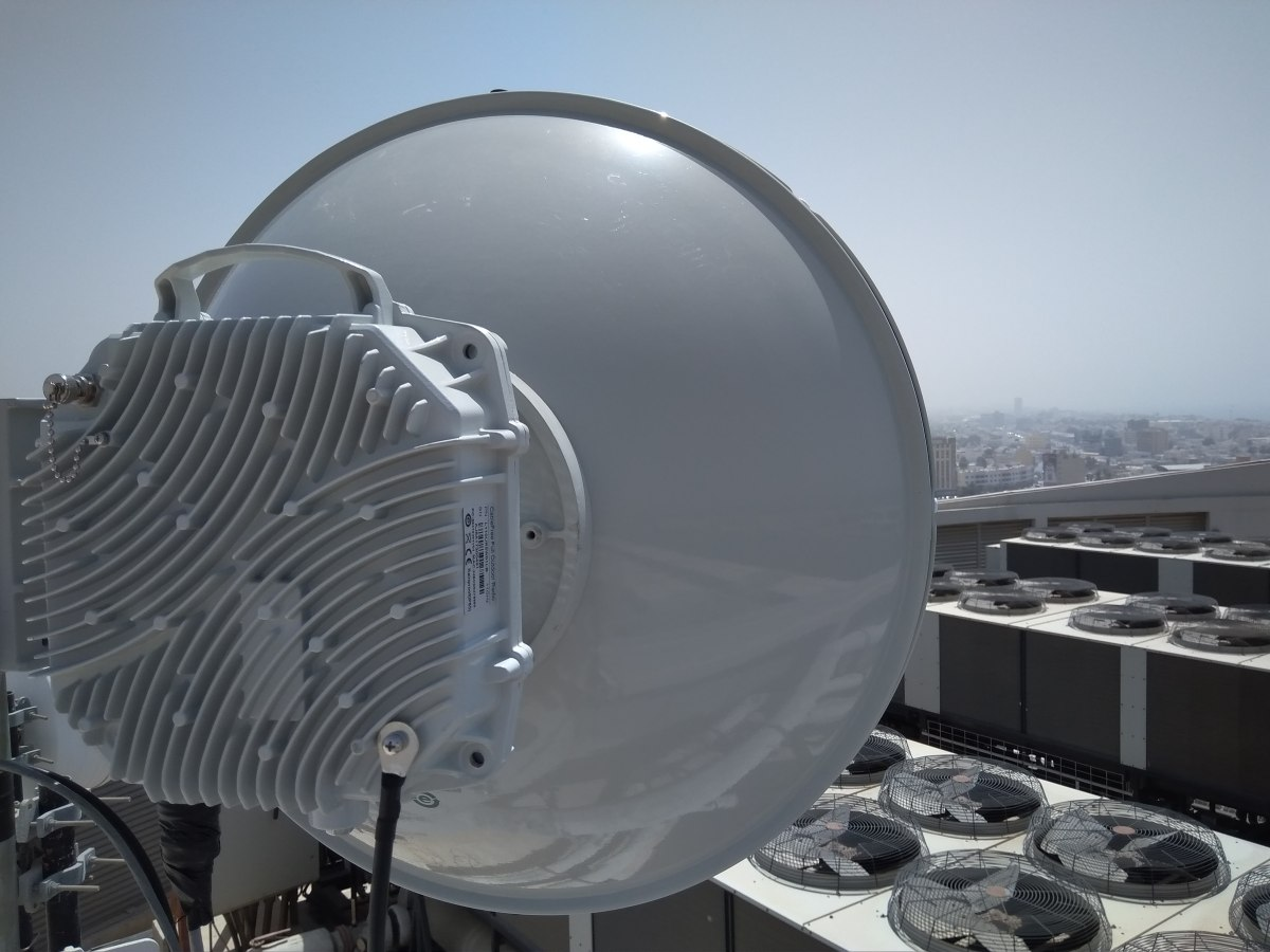 Point to Point Microwave Link